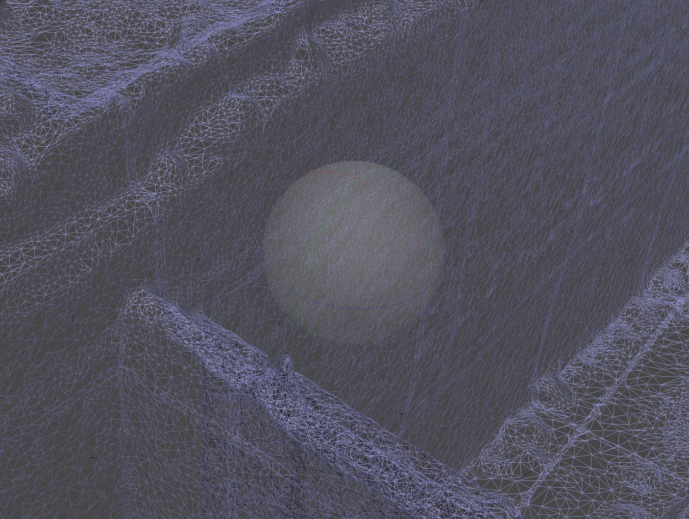 Modello 3D – Mesh