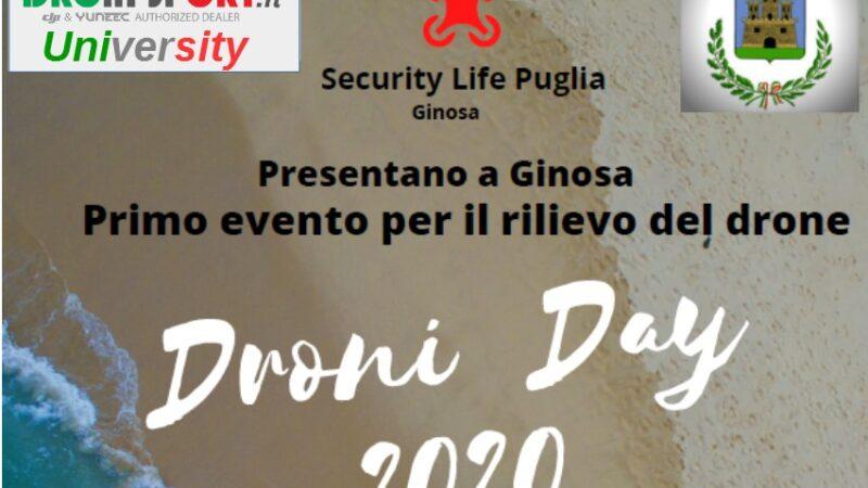 Droni Day 2020 – Ginosa (TA)