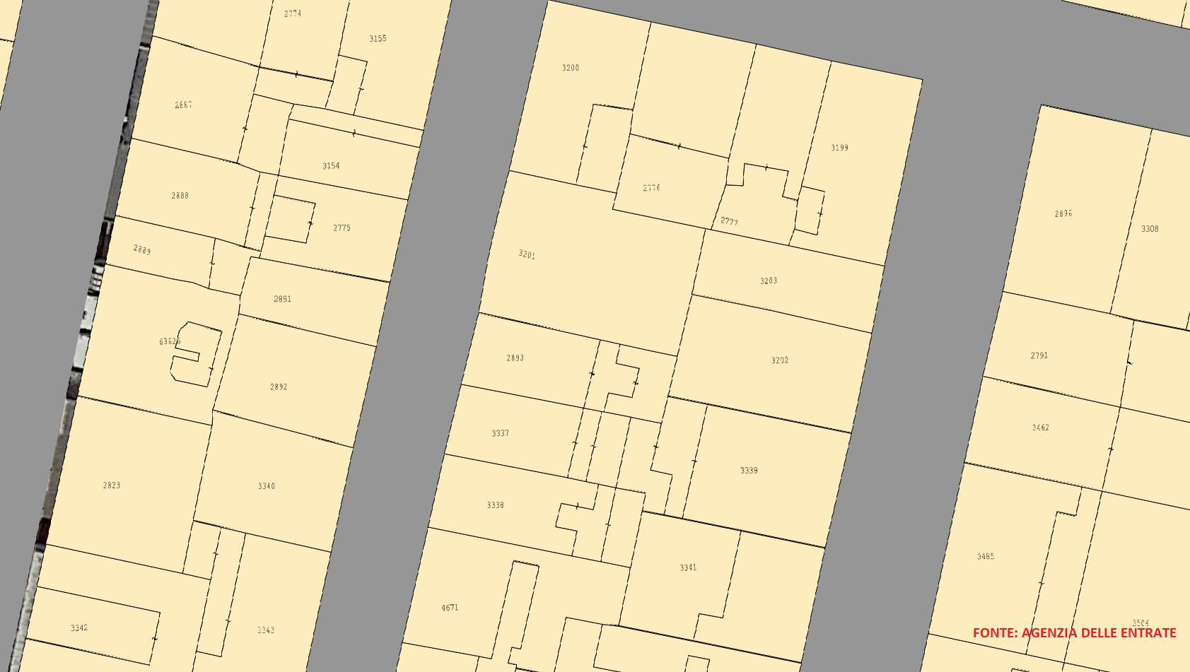Mappe catastali sempre più aperte e accessibili.